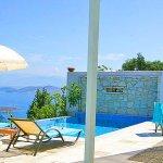 Ferienhaus Korfu KOV22301 Terrasse am Pool