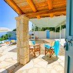 Ferienhaus Korfu KOV22301 Terrasse mit Gartenmöbel