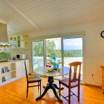 Ferienhaus Korfu KOV22301 offene Küche mit Tisch