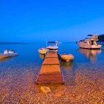Ferienhaus Korfu KOV22315 Boote am Ufer