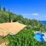 Ferienhaus Korfu mit Pool und Meerblick KOV22315