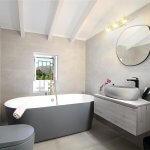 Luxus-Finca Pollensa MA5371 Bad mit Wanne