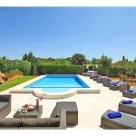 Luxus-Finca Pollensa MA5371 Gartenmöbel am Pool