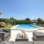 Luxus-Finca Pollensa MA5371 Pool mit Gartenmöbel