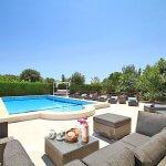 Luxus-Finca Pollensa MA5371 Sitzmöbel am Pool
