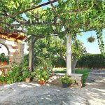 Luxus-Finca Pollensa MA5371 Terrasse