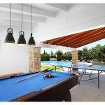 Luxus-Finca Pollensa MA5371 Tischtennisplatte und Billardtisch