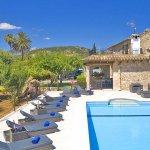 Luxus-Finca Pollensa mit Swimmingpool MA5371