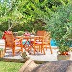 Ferienhaus Cala Sanau MA2210 Gartenmöbel am Pool