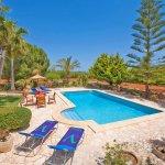 Ferienhaus Cala Sanau MA2210 Sonnenliegen am Pool