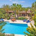 Ferienhaus Cala Sanau mit Swimmingpool MA2210