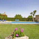 Ferienhaus Mallorca MA2097 Garten mit Pool