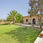 Ferienhaus Mallorca MA2097 Rasenfläche im Garten
