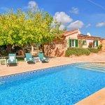 Ferienhaus Mallorca MA2310 Pool