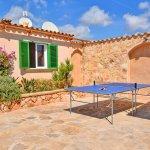 Ferienhaus Mallorca MA2310 Tischtennisplatte