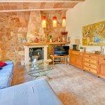 Ferienhaus Mallorca MA2310 Wohnraum