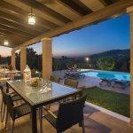 Ferienhaus Mallorca MA33183 Beleuchtung am Abend