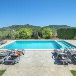 Ferienhaus Mallorca MA33183 Blick über den Pool