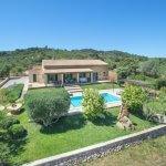 Ferienhaus Mallorca MA33183 Blick auf das Anwesen