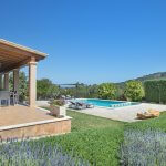 Ferienhaus Mallorca MA33183 Garten mit Pool