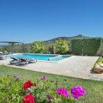 Ferienhaus Mallorca MA33183 Garten mit Pool (2)