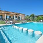 Ferienhaus Mallorca MA33183 Swimmingpool mit abgetrenntem Kinderbecken