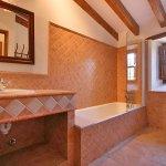 Ferienhaus Mallorca MA3520 Bad mit Wanne