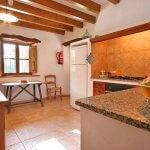 Ferienhaus Mallorca MA3520 Küche