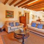 Ferienhaus Mallorca MA3520 Wohnbereich