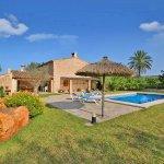 Ferienhaus Mallorca MA3520 mit Pool im Garten