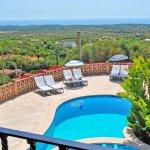 Ferienhaus Mallorca MA3926 Blick auf den Pool