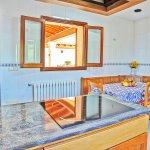 Ferienhaus Mallorca MA3926 Küche mit Esstisch