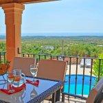 Ferienhaus Mallorca MA3926 Meerblick von der Terrasse