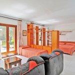 Ferienhaus Mallorca MA3926 Schlafzimmer mit Sitzecke