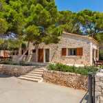 Ferienhaus Mallorca MA3966 Parkplatz am Haus