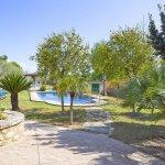 Ferienhaus Mallorca MA4170 Garten mit Pool