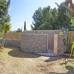 Ferienhaus Mallorca MA4170 Gartendusche