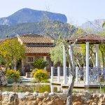 Ferienhaus Mallorca MA4170 mit Teich und Pavillon