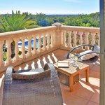 Ferienhaus Mallorca MA4807 Meerblick vom Balkon