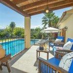 Ferienhaus Mallorca MA4808 überdachte Terrasse