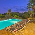 Ferienhaus Mallorca MA4808 beleuchteter Swimmingpool