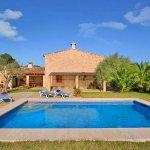 Ferienhaus Mallorca mit Pool MA3520