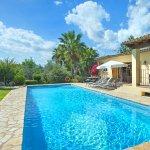 Ferienhaus Mallorca mit Pool MA4808