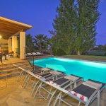 Ferienhaus Mallorca mit Poolbeleuchtung MA4808