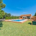 Ferienhaus Pollensa MA2291 mit Pool im Garten