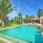Finca Mallorca MA2003 Palme am Pool