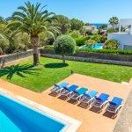 Villa Mallorca MA4655 Blick auf das Meer