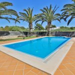 Villa Mallorca MA4655 Palmen um den Pool