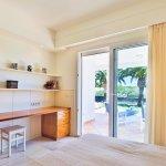 Villa Mallorca MA4655 Schlafraum mit Zugang zur Terrasse