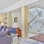 Villa Mallorca MA4655 Sitzecke im Wohnraum